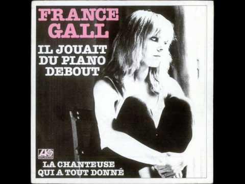 ce soir je ne dors pas , France Gall