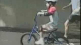 Caidas en bicicleta graciosas