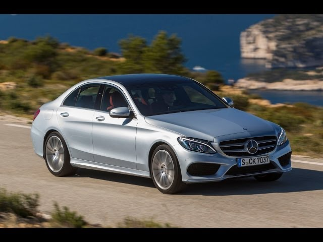 New 2014 Mercedes C-class - does the compact executive class have a new leader?