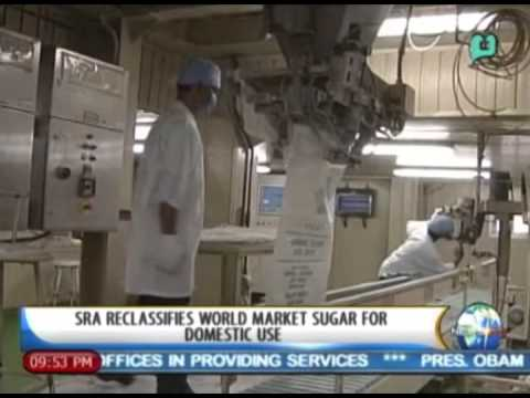 NewsLife: SRA re-classifies world market sugar for domestic use || May 28, 2014
