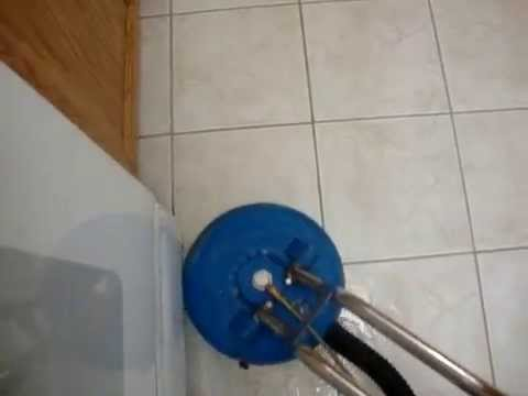 Tile And Grout Cleaning Ceramic Tile Floor YouTube