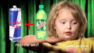 """Toddlers and Tiaras"" Mom Defends Giving Daughter Go-Go Juice"