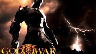 God Of War III Boss Movie (Poseiden, Hades, Helios