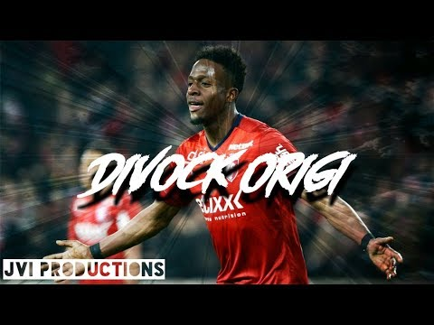 Divock Origi ► All 6 goals for Lille 2012-2014
