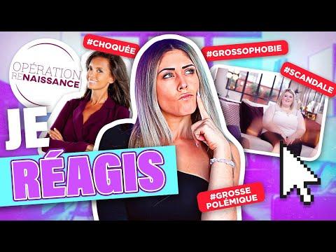 JE RÉAGIS À L'ÉMISSION OPÉRATION RENAISSANCE - Justine GALLICE