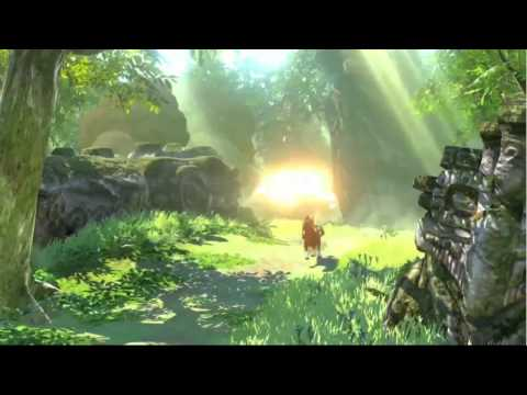 Trailer E3 2014 LEGEND OF ZELDA