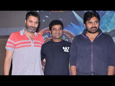 Pawan Kalyan at DSP Musical Concert Promo Launch - 2014