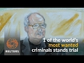 Reuters-World's most wanted criminal Carlos the Jackal sta..