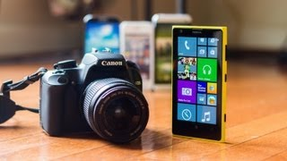 Nokia Lumia 1020 Vs DSLR: Full Review!