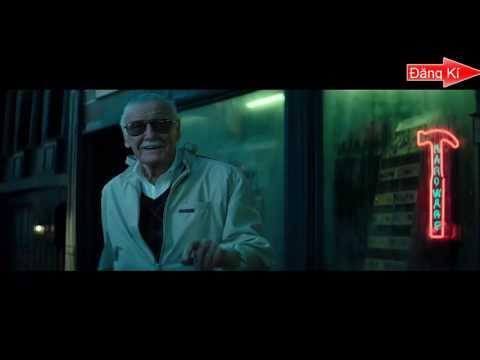 DEADPOOL 2 Trailer - Phim Hay 2018 Remix Nhìn Em Lần Cuối