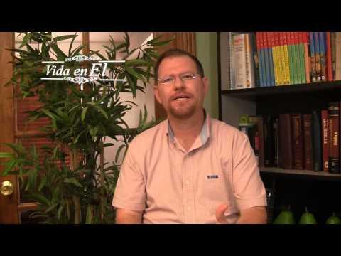 Vida en Él Viernes 20 Septiembre 2013, Pastor Erik Mantilla