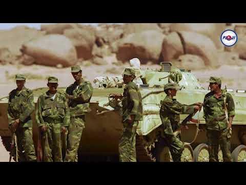 تحركات مشبوهة للبوليساريو نحو الجدار العازل...والجيش المغربي يرد على وجه السرعة!