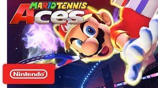Mario Tennis Aces - Nintendo Switch - Nintendo Direct 3.8.2018
