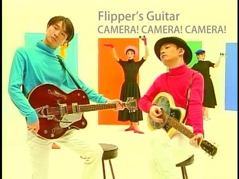 CAMERA! CAMERA! CAMERA!  - カメラ!カメラ!カメラ! -(M.V.) / FLIPPER'S GUITAR