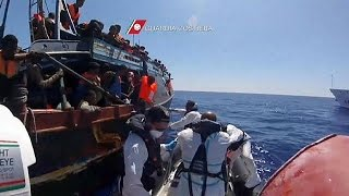 السودان تُسلِّم إيطاليا إريتيريًا بشبهة تَزعُّمه شبكة تهريب مهاجرين إلى أوروبا | حالة خاصة