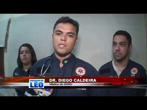 06/05/2019 - Acidente com vítima presa em ferragens é registrado no Bairro Los Angeles em Barretos
