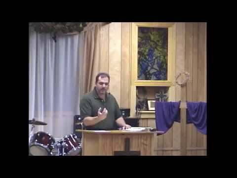 TEAR DOWN THE HIGH PLACES - THE POTTER'S RIGHTS - Sermon - Romans 9:21-24
