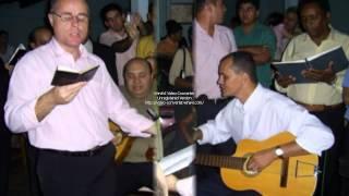 Hino Novo 001 Cristo Meu Mestre Canta Elias Veiga