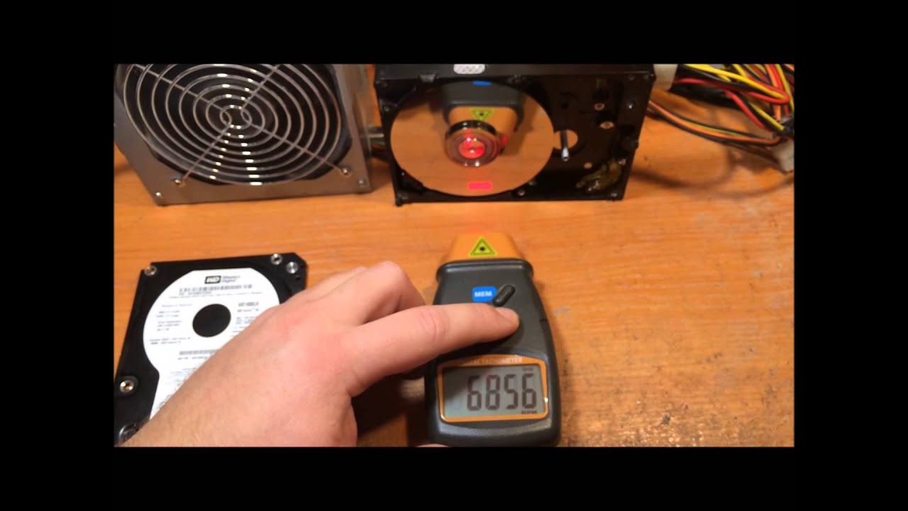 Как сделать из жесткого диска моторчик