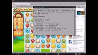 Hack Para Farm Heroes Saga Cheat Engine 2013 Funciona