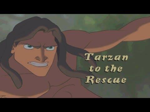 Disney Surfers - Tarzan + Herc by davidkawena on DeviantArt