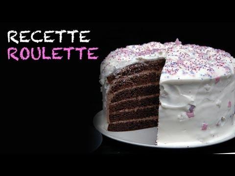 Wedding Cake Chocolat Framboise Recette Facile Marmiton