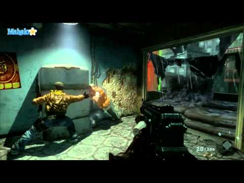 "Call of Duty: Black Ops Veteran Mode Walkthrough - Mission 7 ""Numbers"" Part 1"