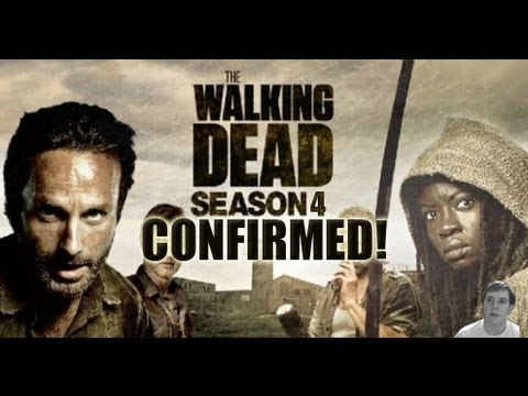 The Walking Dead - Season 4 Confirmed!!!!
