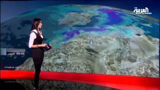 العربية | أمطار طنجة وحالة مطرية مرعبة متوقعة على المغرب