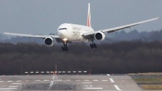 Flight Crosswind Landings