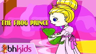 The Frog Prince - Bedtime Story for Kids | Truyện Tiếng Anh Có Phụ Đề