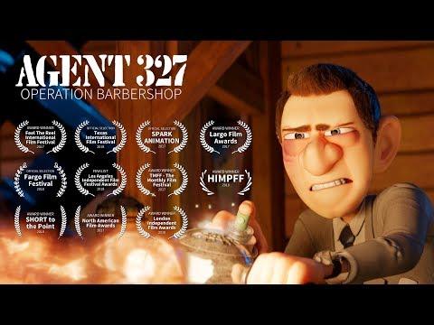 Agent 325 - Operácia holičstvo