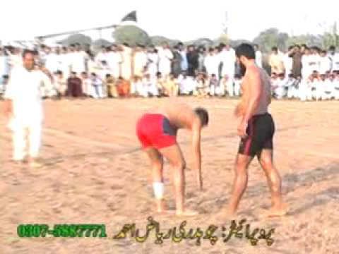 FIVE STAR DVD DINGA KHARIAN GUJRAT KABBADI MATCH 14-10-2012 {GUJRAT v/s MANDI }IN  DHUNNI P2