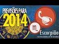 Previsões para 2014 - Escorpião