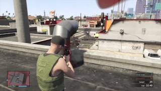 GTA 5 Online Team Deathmatch Montage First TDM Matches