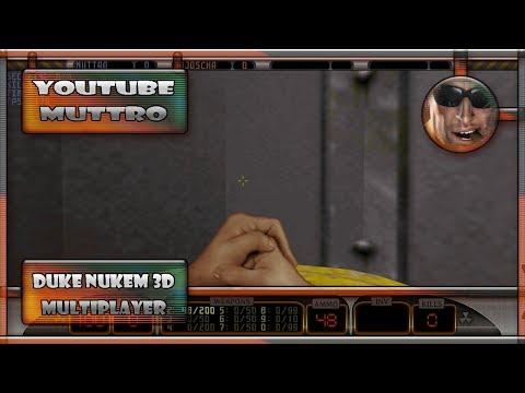 Duke Nukem 3D - Multiplayer - #01