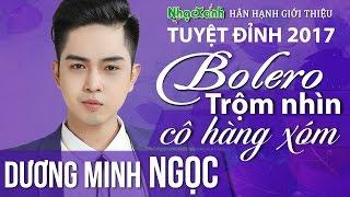 Hotboy Bolero Dương Minh NGỌC trẻ đẹp trai hát hay như rót mật vào tai, sao mà chịu nổi