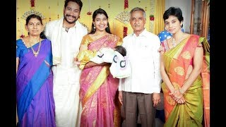 Anchor Shyamala Son Naming Ceremony Function Photos- Ancho..