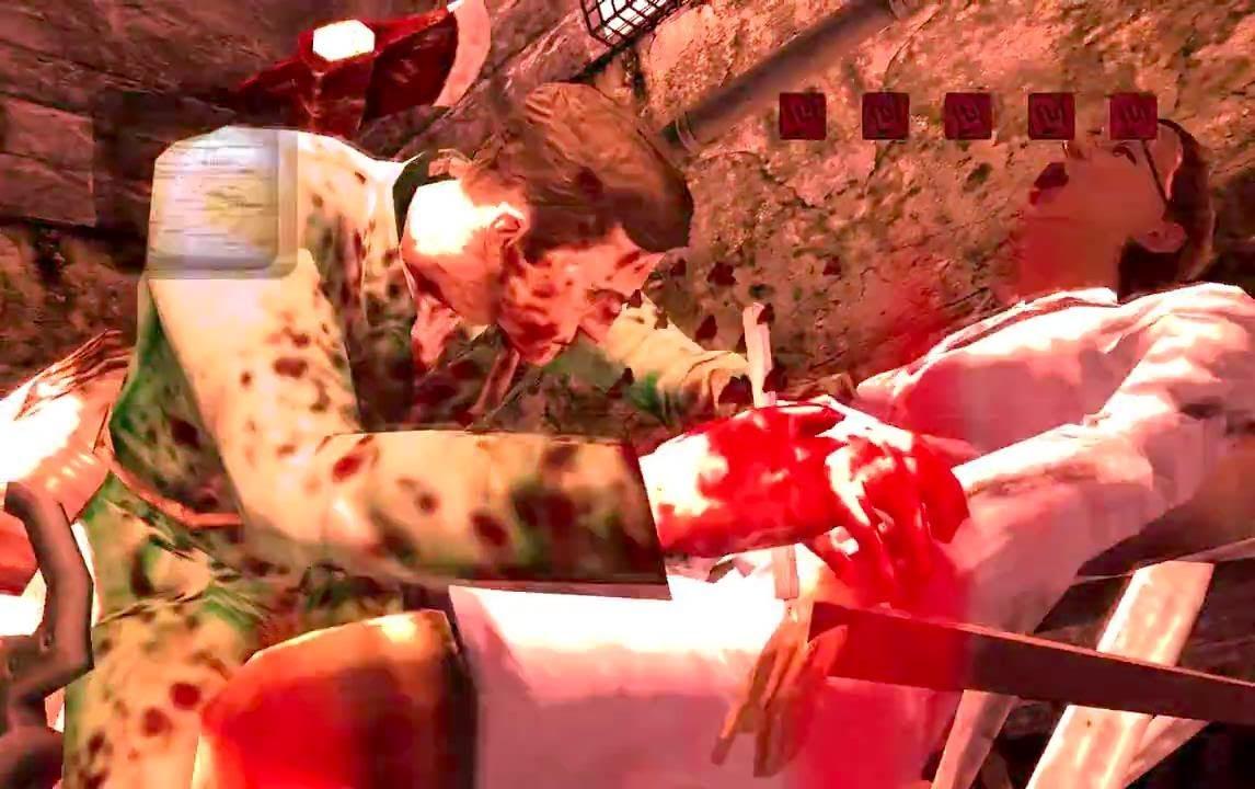 Manhunt 2 PC Female Execution - YouTube