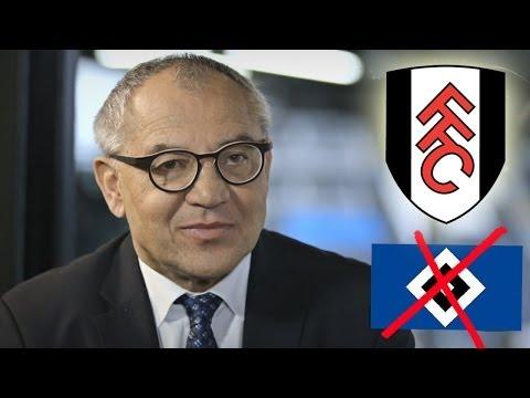 FC Fulham schlägt den HSV - Felix Magath nennt die Gründe