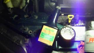 Chrysler Sebring Convertible OIL PRESSURE SWITCH '96-'00