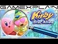 Kirby Star Allies ANALYSIS Nintendo Direct Mini Gameplay Secrets Hidden Details