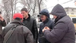 Mătăsaru, LUAT PE SUS de polițiști în civil #ProcuraturaGenerală