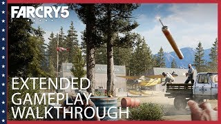 Far Cry 5 - Extended Gameplay Walkthrough