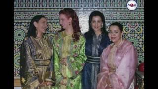 أسرار العائلة الملكية المغربية في صور