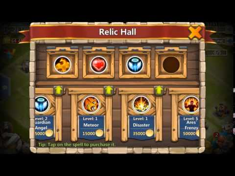 Castle Clash : New Intro and Arena!