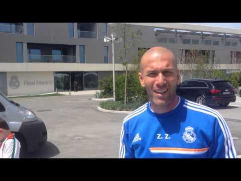 Zinedine Zidane - 20 ans de Rêves