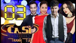 OFFICIAL | CA SĨ TRANH TÀI VTV3 Full - Tập 3 | Ưng Hoàng Phúc, Thu Thủy, Ốc Thanh Vân | 24/3/2018
