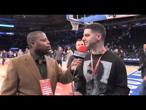 Nick Metallinos of Starting5online.Com Talks Knicks, Nets, Photobombing, and More