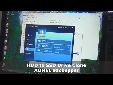 how to change windows 10 hdd to ssd